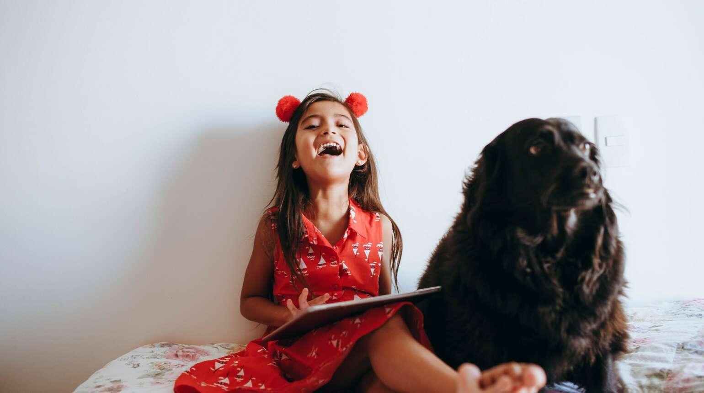 Obecność zwierząt w wychowaniu dzieci